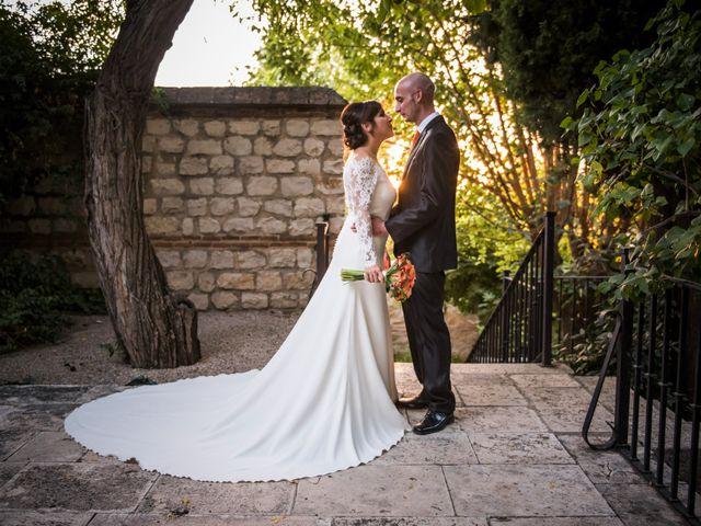 La boda de David y Bea en Chinchon, Madrid 30