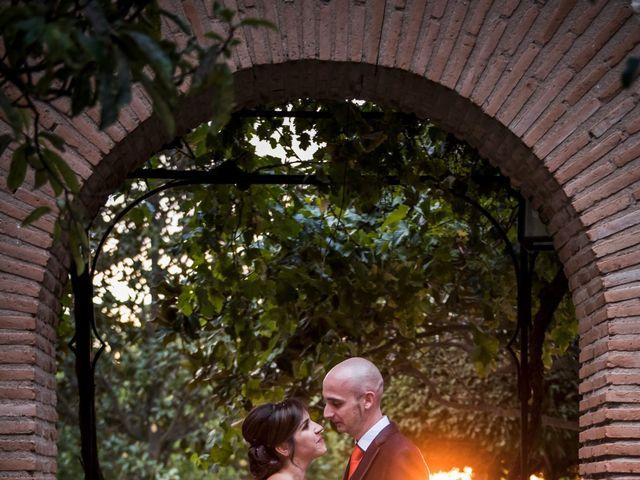 La boda de David y Bea en Chinchon, Madrid 32