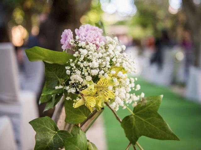 La boda de David y Bea en Chinchon, Madrid 34