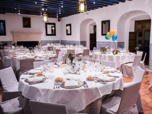 La boda de David y Bea en Chinchon, Madrid 35
