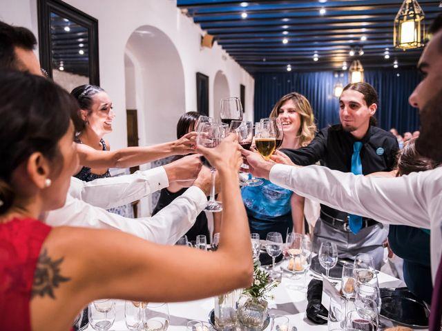 La boda de David y Bea en Chinchon, Madrid 36
