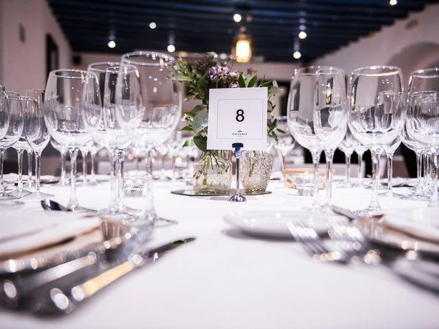 La boda de David y Bea en Chinchon, Madrid 37