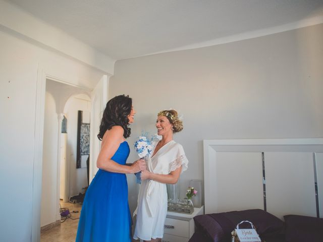 La boda de Iván y Lyndsay en Torre Del Mar, Málaga 14