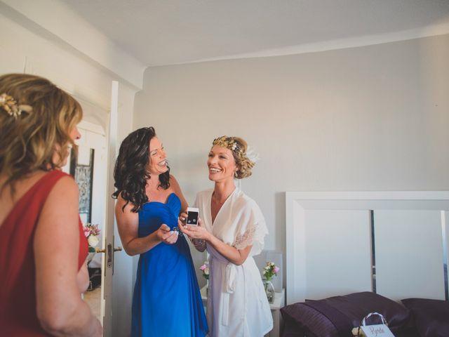 La boda de Iván y Lyndsay en Torre Del Mar, Málaga 15