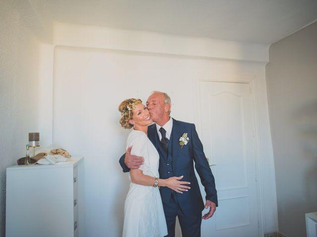 La boda de Iván y Lyndsay en Torre Del Mar, Málaga 16