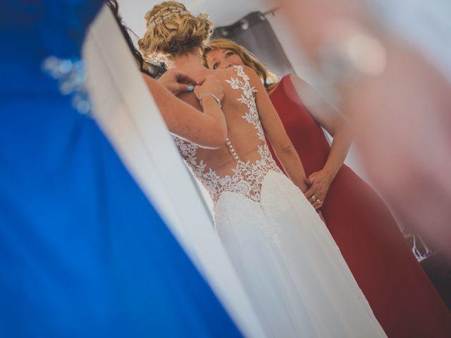 La boda de Iván y Lyndsay en Torre Del Mar, Málaga 18