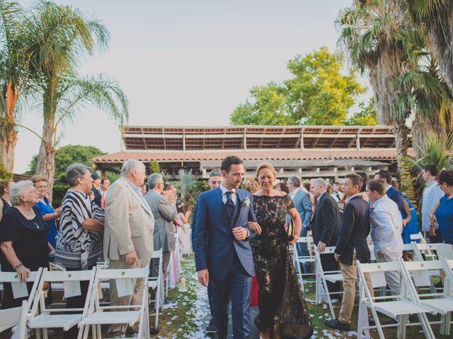 La boda de Iván y Lyndsay en Torre Del Mar, Málaga 38