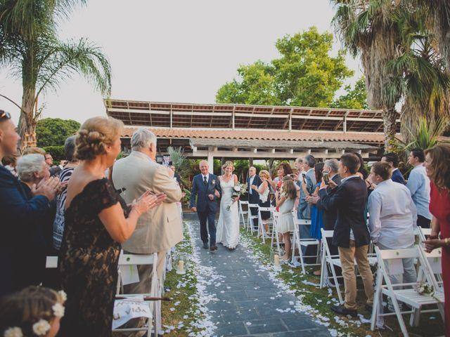 La boda de Iván y Lyndsay en Torre Del Mar, Málaga 41