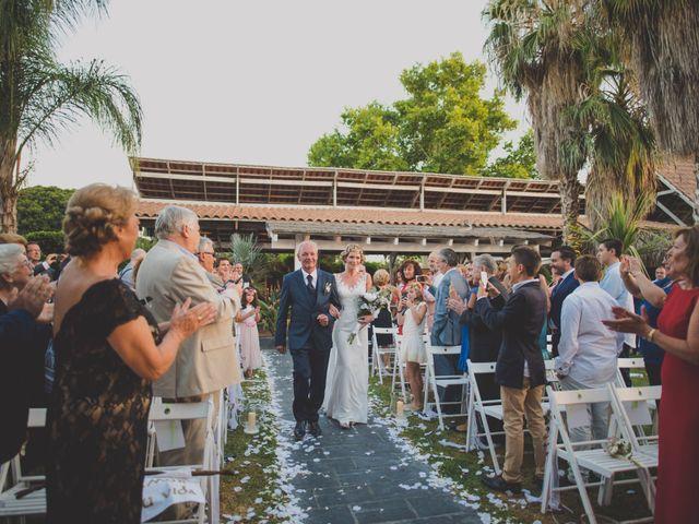 La boda de Iván y Lyndsay en Torre Del Mar, Málaga 42