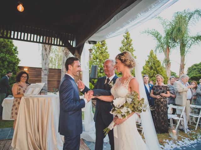 La boda de Iván y Lyndsay en Torre Del Mar, Málaga 43
