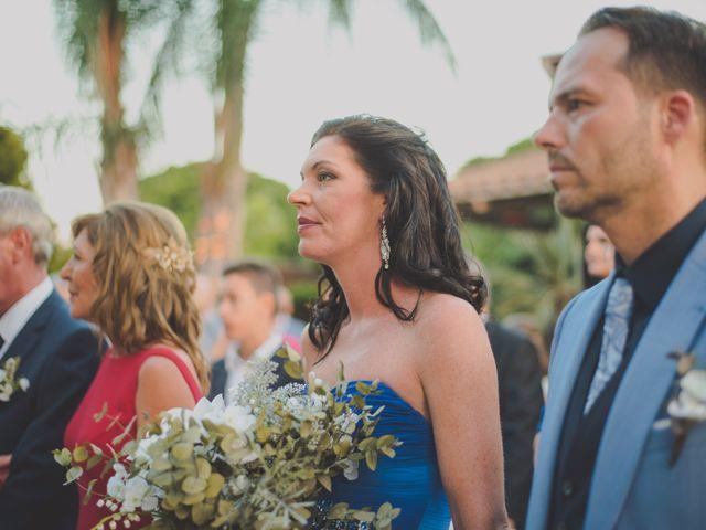 La boda de Iván y Lyndsay en Torre Del Mar, Málaga 49