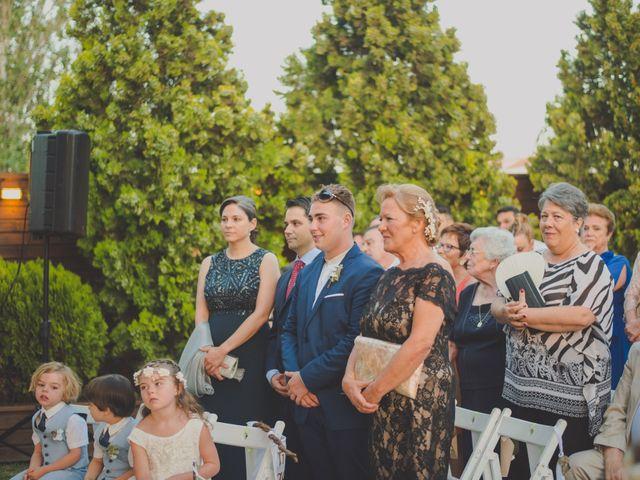 La boda de Iván y Lyndsay en Torre Del Mar, Málaga 50