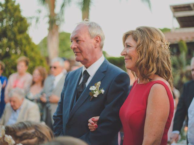 La boda de Iván y Lyndsay en Torre Del Mar, Málaga 51