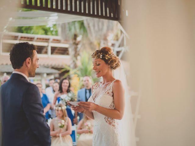 La boda de Iván y Lyndsay en Torre Del Mar, Málaga 62