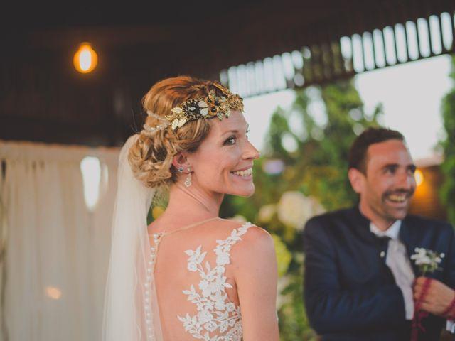 La boda de Iván y Lyndsay en Torre Del Mar, Málaga 67