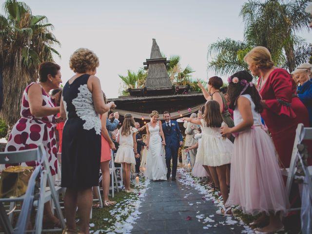 La boda de Iván y Lyndsay en Torre Del Mar, Málaga 77
