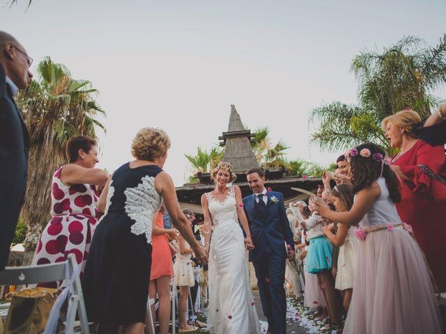 La boda de Iván y Lyndsay en Torre Del Mar, Málaga 78