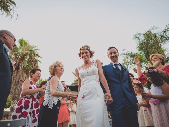 La boda de Iván y Lyndsay en Torre Del Mar, Málaga 79