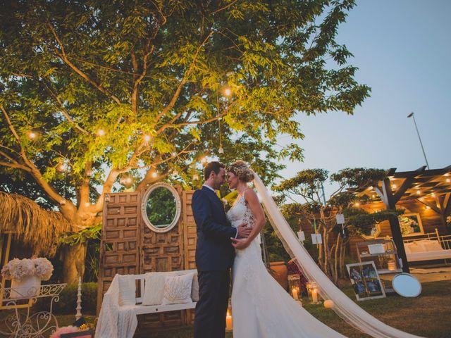La boda de Iván y Lyndsay en Torre Del Mar, Málaga 84