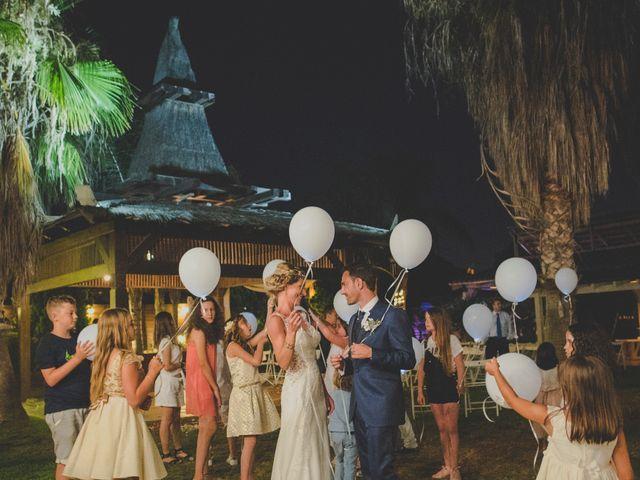 La boda de Iván y Lyndsay en Torre Del Mar, Málaga 91