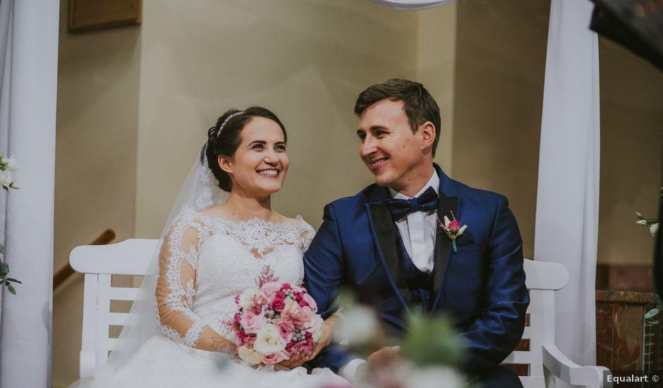 La boda de Cosmin y Claudia en Onda, Castellón