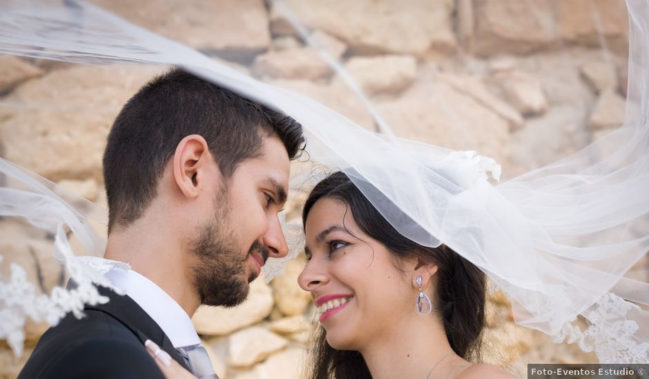 La boda de Alberto y Clara en Elx/elche, Alicante