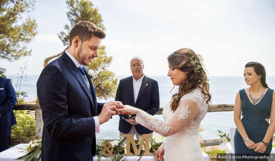 La boda de Javi y Marina en Platja D'aro, Girona