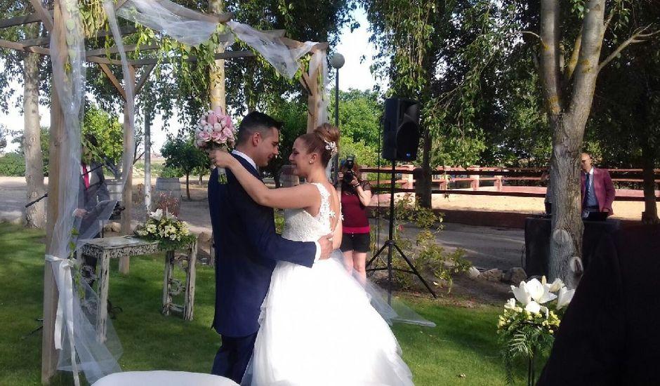 La boda de Sergio  y Ana Belén  en Medina Del Campo, Valladolid