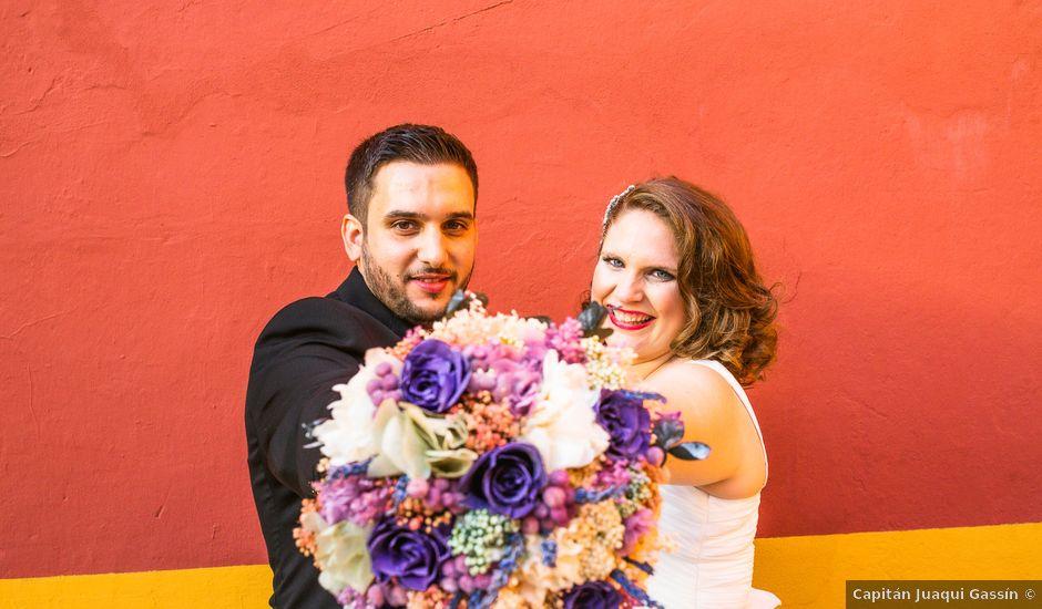 La boda de Pablo y Anabel en Jerez De La Frontera, Cádiz