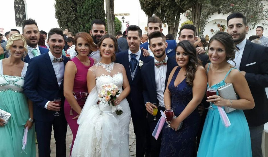La boda de Máximo y Carolina en Alcala De Guadaira, Sevilla