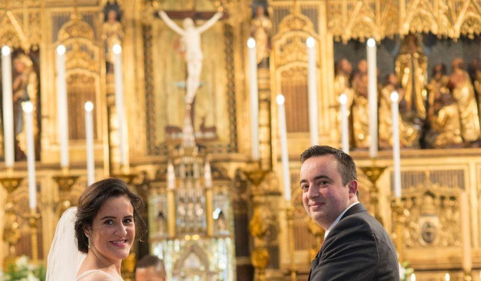 La boda de Jorge y Lucía en Madrid, Madrid