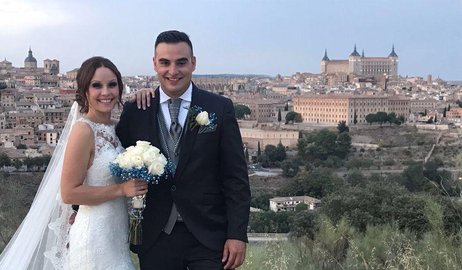 La boda de Antonio  y Emma en Palomeque, Toledo