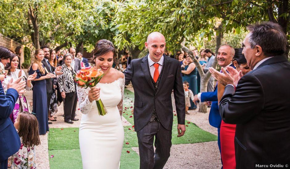 La boda de David y Bea en Chinchon, Madrid