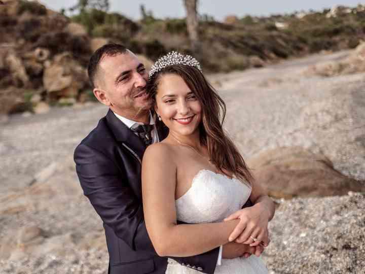 La boda de Emily y Alberto