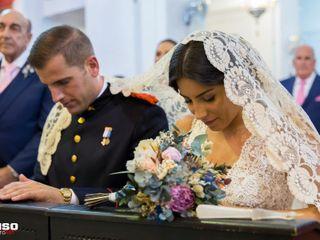 La boda de Rocío  y Rafael  1