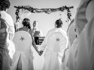 La boda de Inés y Gustavo