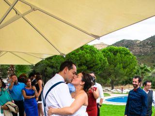 La boda de Claudia y Migue 2