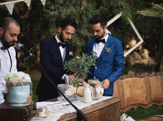 La boda de Francesco y Toni 3