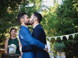 La boda de Francesco y Toni 2