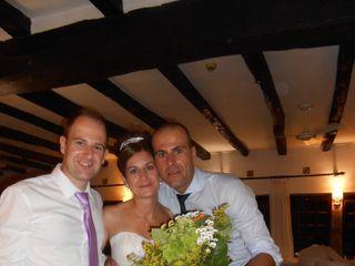 La boda de Olatz y Borja