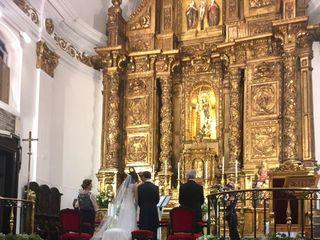 La boda de Javier y Sonia 2