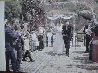 La boda de Mónica  y Pedro Pablo