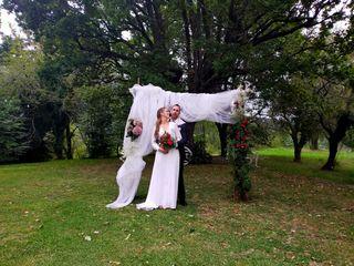 La boda de Alexander y Miriam