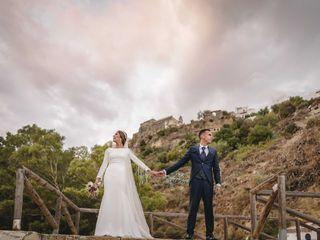 La boda de José María y Rocío