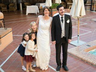 La boda de Cándida y Fran 1