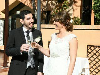 La boda de Cándida y Fran