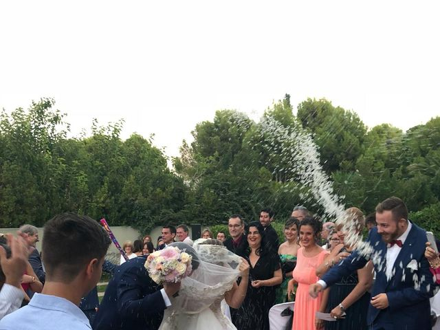 La boda de Elena y Adrián  en Zaragoza, Zaragoza 4
