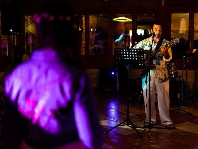 La boda de Gustavo y Inés en La/villajoyosa Vila Joiosa, Alicante 4