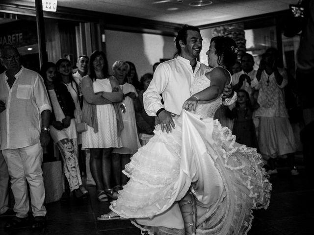 La boda de Gustavo y Inés en La/villajoyosa Vila Joiosa, Alicante 6