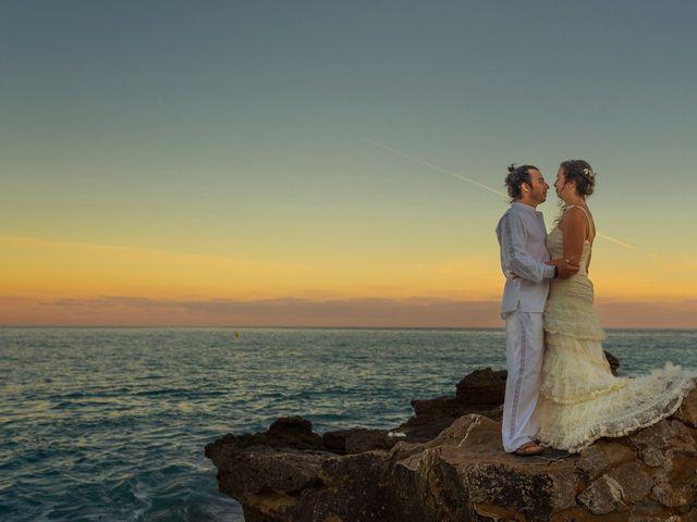 La boda de Gustavo y Inés en La/villajoyosa Vila Joiosa, Alicante 9